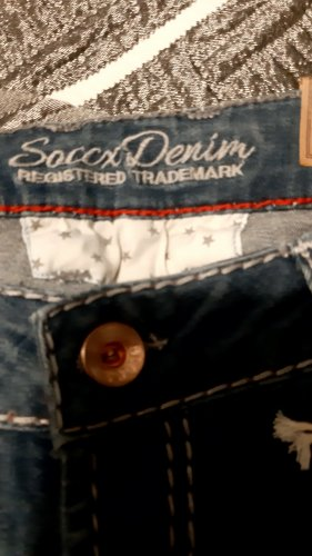 Soxxc Breeches dark blue
