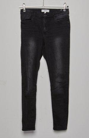 Jeans dark mit Waschung