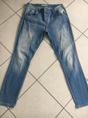 Only Carrot Jeans azure