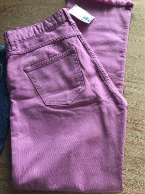 H&M Jeans svasati rosa