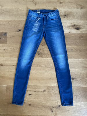 Jeans Deconstructed Mid Skinny 28/34