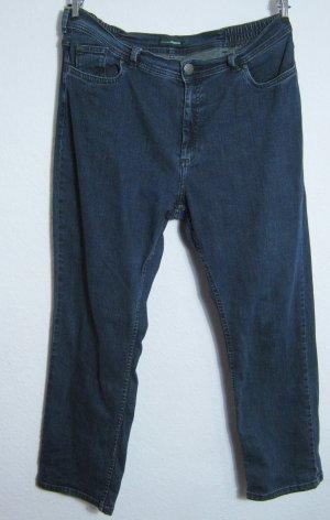 Charles Vögele Jeans stretch bleu tissu mixte