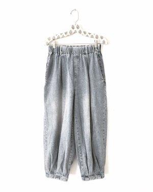 Vintage Baggy jeans veelkleurig