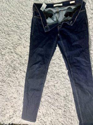 Mavi Jeans slim bleu foncé