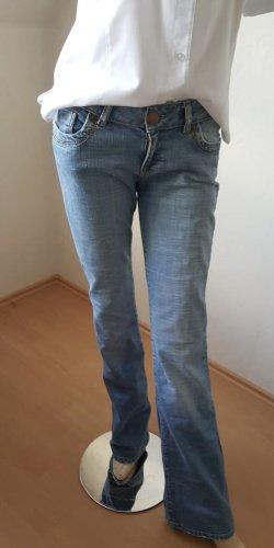 Big Blue Low Rise Jeans light blue