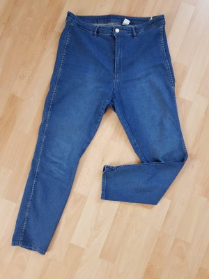Jeans Denim High Waist H&M Gr. 32 44