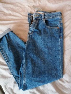Jeans denim highwaist