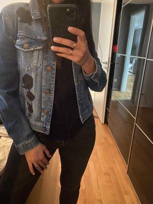 Jeans Denim Jacke  S 36 blau