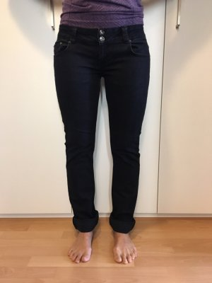 Blend Low Rise Jeans black