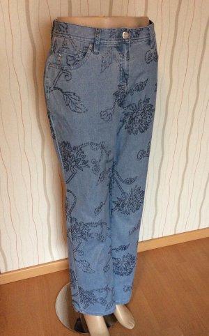 Jeans Denim Stretch Highwaist von Zerres Größe 42