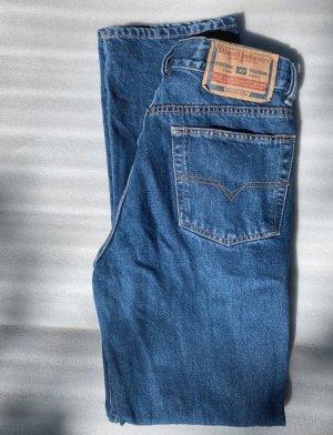 Diesel Jeansy Marlena ciemnoniebieski-niebieski