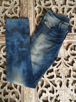 Diesel Stretch jeans veelkleurig Katoen