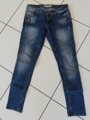 Diesel Boyfriend Jeans pale blue