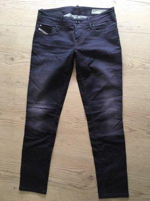 Jeans Diesel W28 L32 dunkles lila