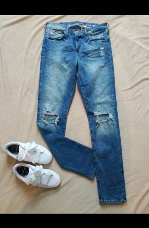 Jeans, Distressed Denim, Shaping - Größe 32/32