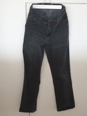 Angels Stretch Jeans dark grey