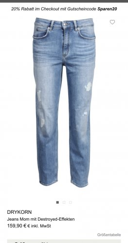 Jeans Drykorm