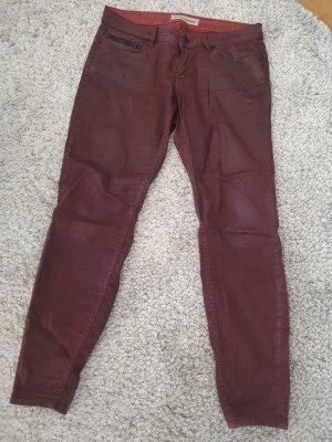 Drykorn Jeans vita bassa bordeaux