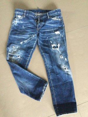 Dsquared2 Jeans stretch bleu