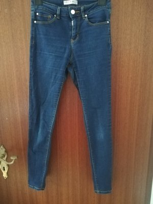 Denim Co. Jeans skinny bleu