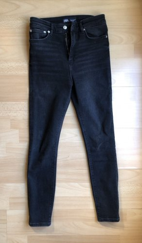 Jeans dunkelgrau