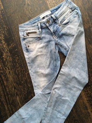 Freeman t. porter Tube jeans veelkleurig