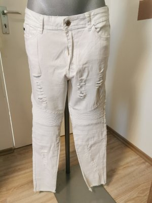 Chocolate Carrot Jeans white