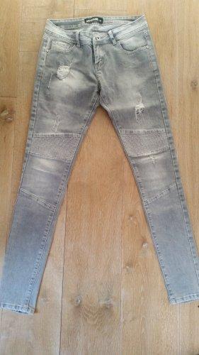 Hailys Jeans grey
