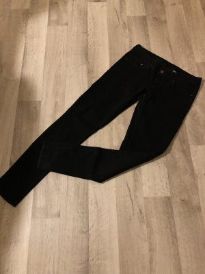Hennes Collection by H&M Vaquero hipster negro-azul oscuro