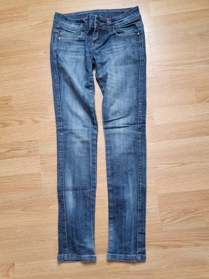 Tally Weijl Low Rise Jeans light blue