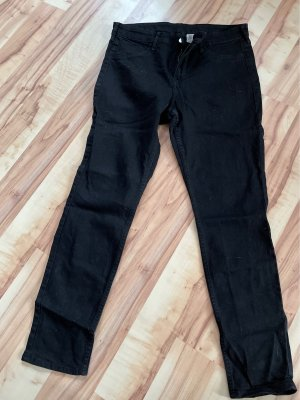 H&M DENIM Jeans skinny noir