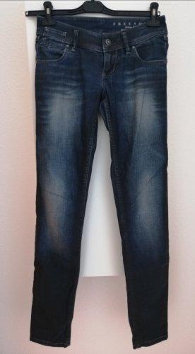 Freesoul Vaquero hipster negro-azul oscuro