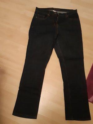 Jeans bootcut noir