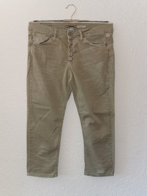 Please Baggy jeans groen-grijs