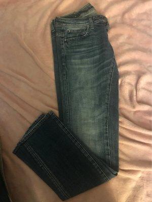 G-Star Jeansy biodrówki niebieski-jasnoniebieski