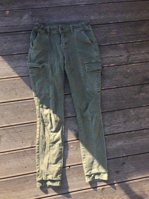 Buena Vista Low Rise jeans veelkleurig Katoen
