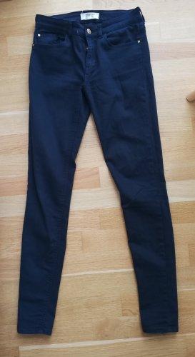 Mango Jeans slim fit blu scuro