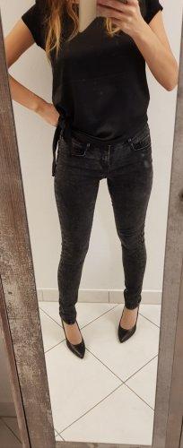 Jeans stretch noir