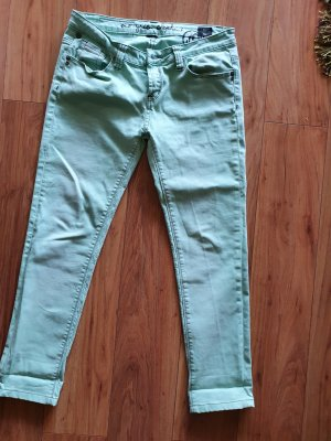 """Jeans ,Farbe: mint, von """"one green elephant"""""""