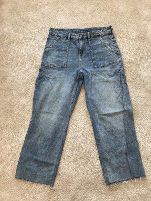 C&A Jeans a 7/8 azzurro-azzurro