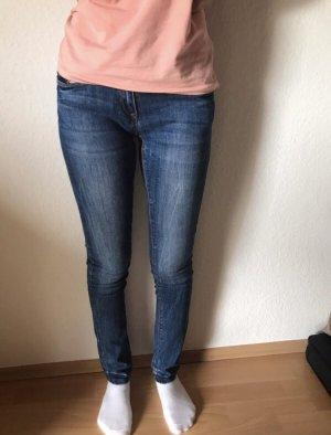 C&A Jeans a sigaretta blu scuro