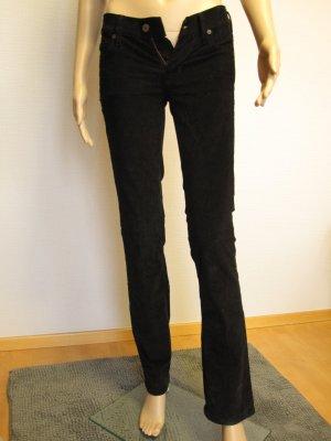 """Jeans Feincord """"7 for all"""" Gr.24 NEU"""