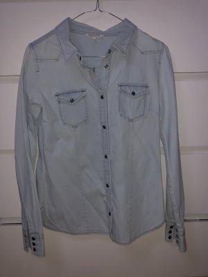 Jeans Flanellhemd