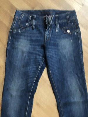 Fornarina Stretch Jeans dark blue