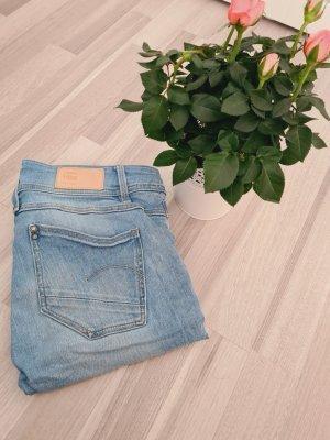 G-Star Jeansy rurki jasnoniebieski-niebieski