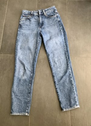 G-Star Jeans a vita alta blu