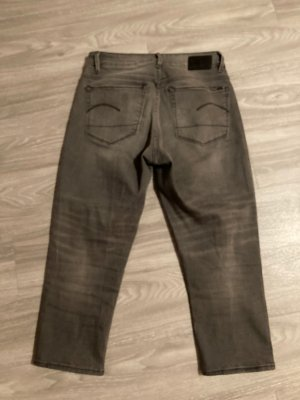Jeans g-star raw 3301 grau 7/8 Länge