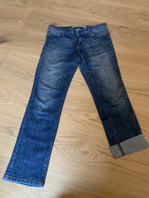 Gap Low Rise jeans donkerblauw