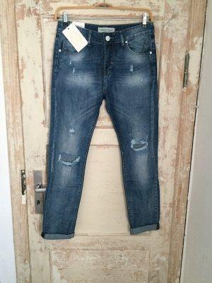 Jeans gerade boyfriend