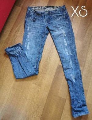 Jeans gerader Schnitt